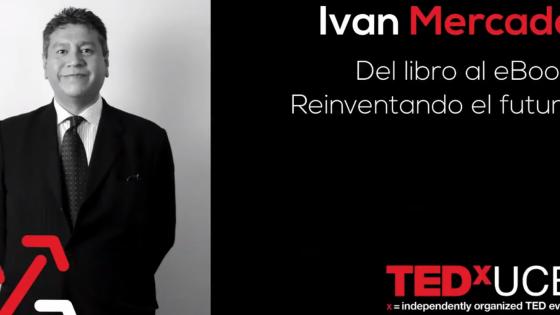 Ivan Mercado speaker TEDxUCB
